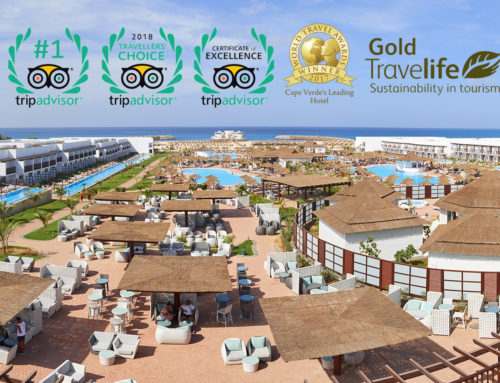 Cape Verde, 5*, TripAdvisor certificate of excellence, 9% YIELD