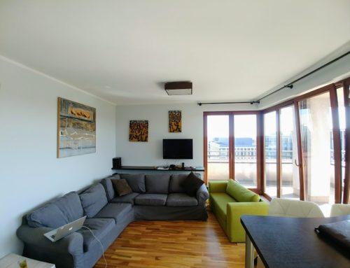 Luksusowy apartament w doskonałej lokalizacji na Śródmieściu obok stacji metra i parku!